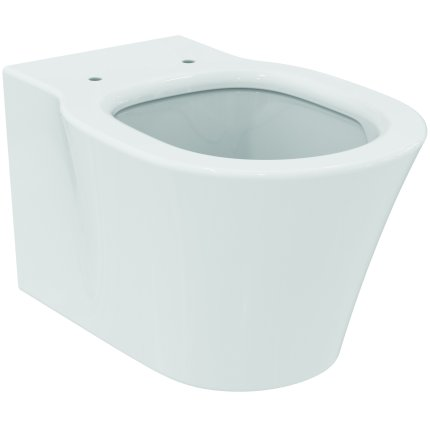 Set vas wc suspendat Ideal Standard Connect Air Aquablade, capac Slim inchidere lenta, rezervor cu cadru ProSys si clapeta Oleas M1 crom