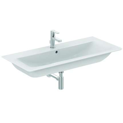 Lavoar Ideal Standard Connect Air 104x46cm, montare pe mobilier