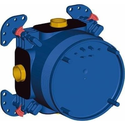 Sistem de dus incastrat Ideal Standard Ceraplan III Ideal Rain cu 2 consumatori + CADOU baterie lavoar