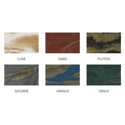 Gresie portelanata rectificata Diesel Living Cosmic Marble 120x60cm, 9mm, Saturne Lucidato