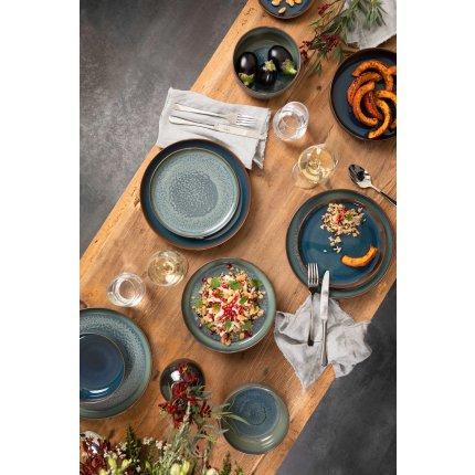 Set servire Villeroy & Boch Crafted Denim Dinner 4 piese