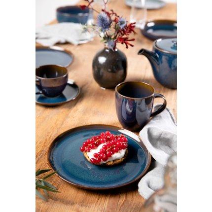 Farfuriuta pentru ceasca de cafea Villeroy & Boch Crafted Denim 15cm