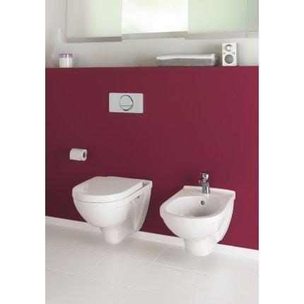 Vas WC suspendat Villeroy & Boch O.Novo 56x36cm, Alb Alpin