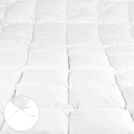 Pilota Descamps Songe All Season 200g/mp, 200x200cm Supra Light Fibre, alb