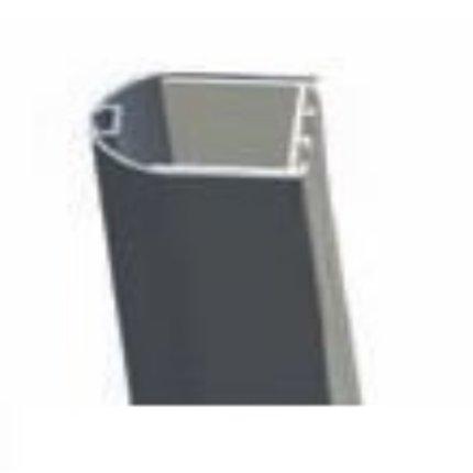 Profil inchidere nisa Sanotechnik 4.5-6.5 cm