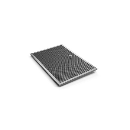 Hota incorporabila in blat Bosch DDD96AM60 Serie 6, 90cm, 3 trepte + 2 Intensiv, 690 m³/h Intensive, RimVentilation, sticla neagra