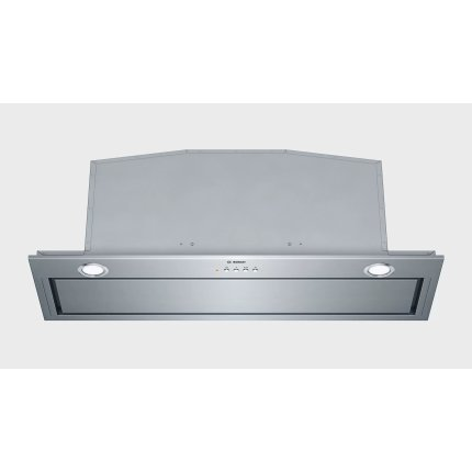 Hota incorporabila Bosch DHL885C Serie 6, 84cm, 3 trepte + Intensive, 730 m³/h Intensive, RimVentilation, inox