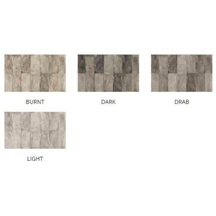 Gresie portelanata rectificata Iris Downtown 60x60cm, 9mm, Town Light