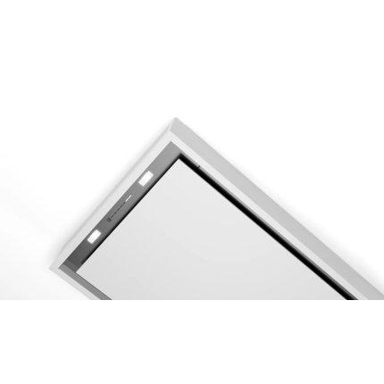 Hota de tavan Bosch DRR16AQ20 Serie 6, 105cm, Plug&Play, 3 trepte + 2 Intensiv, 580 m³/h, Home Connect, RimVentilation, alb