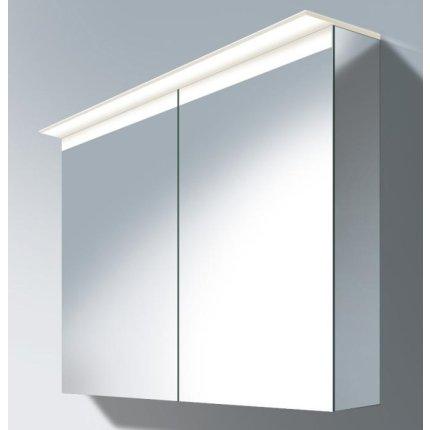 Dulap cu oglinda si iluminare Duravit Delos 100x76cm