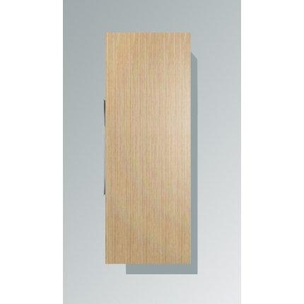 Dulap inalt suspendat Duravit Happy D.2 132x50x24cm, deschidere dreapta, stejar european