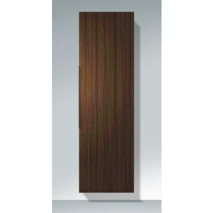 Dulap inalt suspendat Duravit Happy D.2 176x50x24cm, deschidere dreapta, stejar inchis