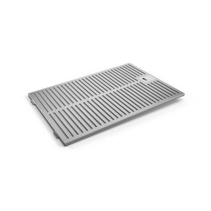 Hota decorativa Bosch DWB97FM50 Serie 4, 90cm, design box, 3 trepte + Intensiv, 739 m³/h Intensiv, inox
