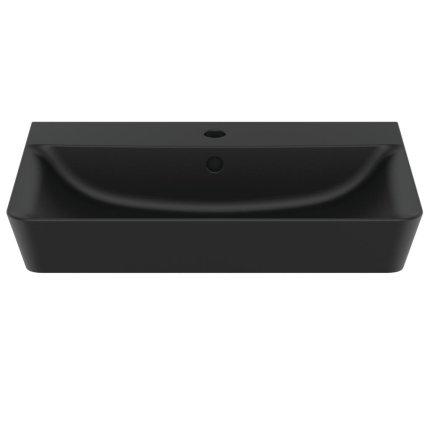 Lavoar Ideal Standard Connect Air Cube 60x46cm, negru mat