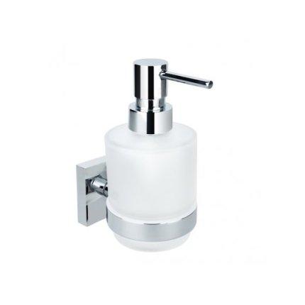 Dispenser sapun lichid Bemeta Beta mini cu montaj pe perete