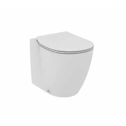 Vas WC Ideal Standard Connect AquaBlade back-to-wall pentru rezervor ingropat