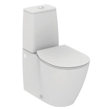 Rezervor Ideal Standard Connect Cube Scandinavian pentru vas WC de pardoseala, White