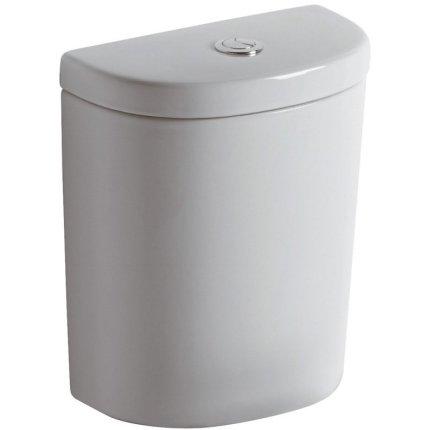 Rezervor Ideal Standard Connect Arc cu dubla actionare pentru vas wc de pardoseala White