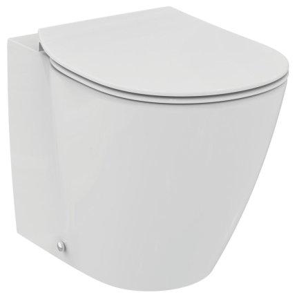 Vas WC Ideal Standard Connect back-to-wall pentru rezervor ingropat