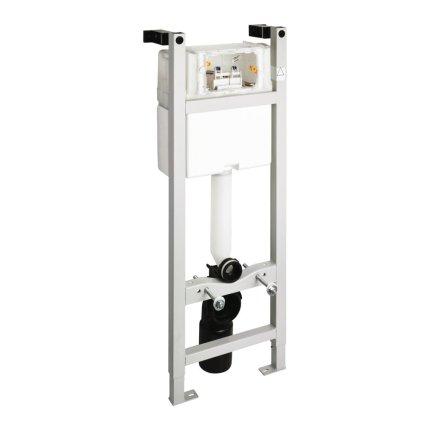 Rezervor incastrat Ideal Standard ProSys cu cadru si actionare frontala sau de sus, h82cm