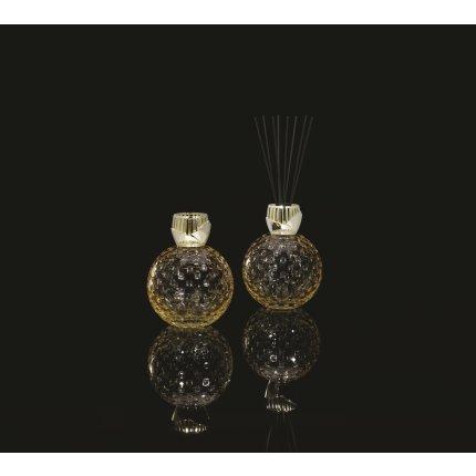 Lampa catalitica Berger Les Editions d'art Crystal Globe Nude