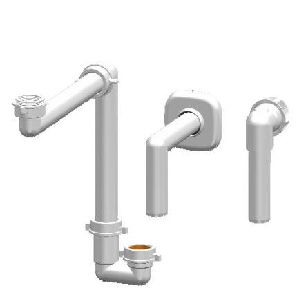 Sifon de lavoar Ideal Standard pentru spatii inguste