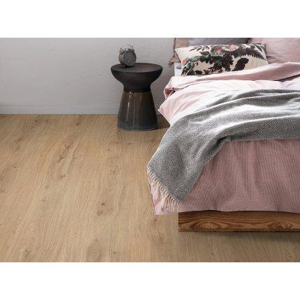 Parchet laminat Egger PRO Comfort EPC014 clicIT 10mm, 1292x327mm, Clasa 32 / AC4, Stejar Waldeck natur