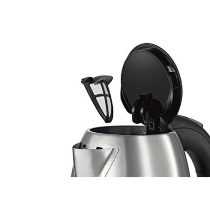 Fierbator Bosch TWK7801 1.7 litri, 2200W, cordless, inox