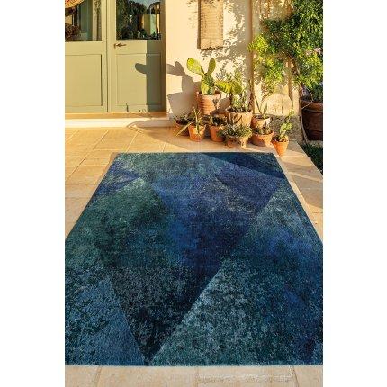 Covor Christian Fischbacher Lisboa, colectia Antiquarian, 170x240cm, Saphir Blue