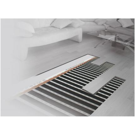 Kit Ecofilm folie incalzire pentru pardoseli din lemn si parchet ES13-5100 5,0 mp