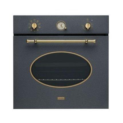 Set Franke Classic Line Grafite: cuptor electric CL 85 M GF 66 litri + plita gaz FHCL 604 3G TC GF C 60cm
