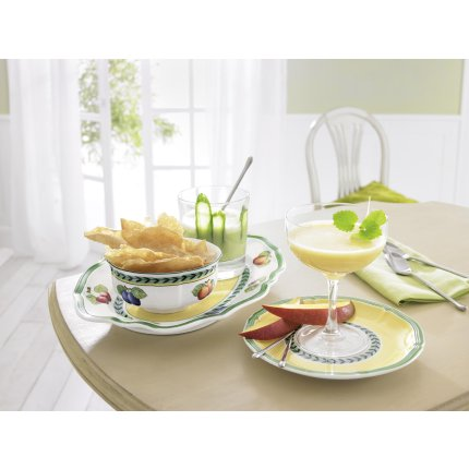 Platou Villeroy & Boch French Garden Fleurence Pickle dish 24cm