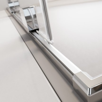 Usa de dus glisanta Radaway Furo KDD 120cm, deschidere stanga