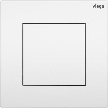 Clapeta actionare urinal Viega Visign for Style 21, alb alpin