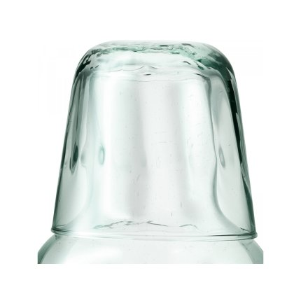 Carafa cu pahar capac LSA International Mia 0.95 litri Part Optic