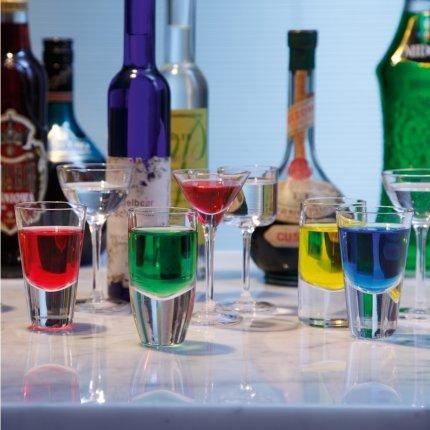 Set 4 pahare LSA International Lulu Vodka