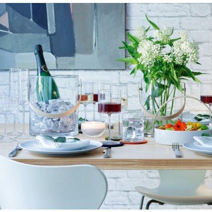 Set 4 pahare vin rosu LSA International Otis 310ml
