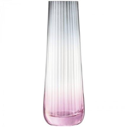 Vaza LSA International Dusk 20cm Pink/Grey