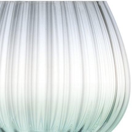 Set 2 pahare LSA International Dusk Balloon Goblet 650ml Green/Grey