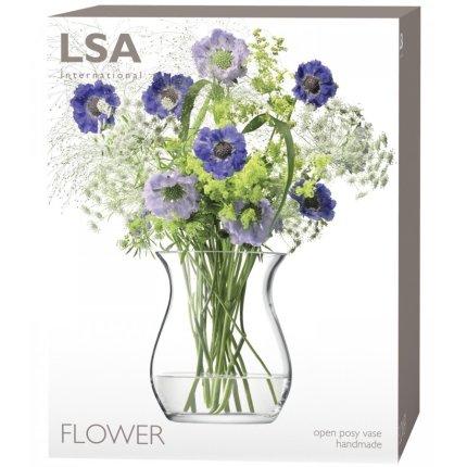 Vaza LSA International Flower Open Posy h23cm