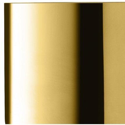 Suport lumanare LSA International Karat 7cm Gold