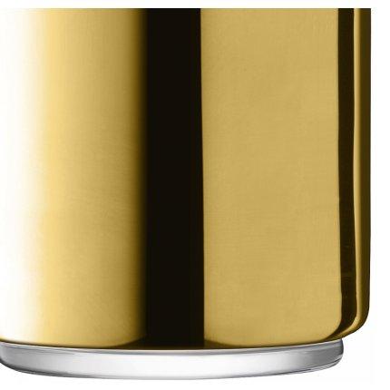 Vaza LSA International Karat 26cm Gold