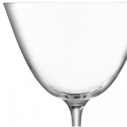 Set 4 pahare LSA International Borough Martini 195ml