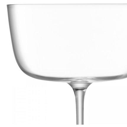Set 4 pahare LSA International Borough Cocktail 240ml