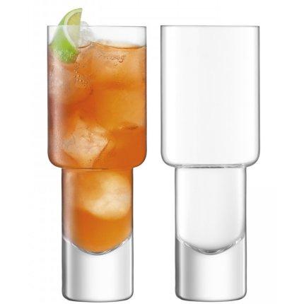 Set 2 pahare LSA International Vodka Mixer 400ml