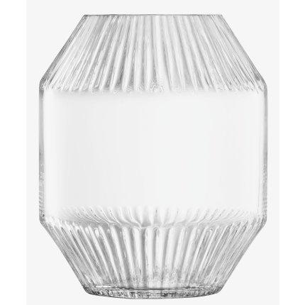 Vaza LSA International Rotunda h20cm, transparent