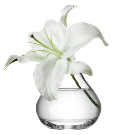 Vaza LSA International Flower Sprig h11cm