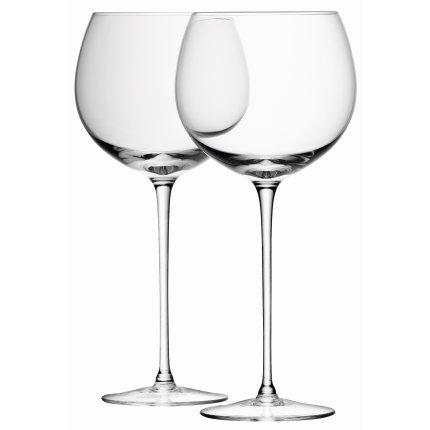 Set 4 pahare LSA International Wine Ballon 570ml