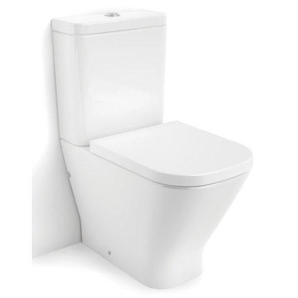 Rezervor wc Roca The Gap cu dubla comanda 4/2L cu alimentare inferioara