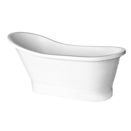 Cada ovala free-standing  Besco Gloria 160x68 cm